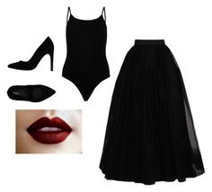 """""""Untitled #5359"""" by adi-pollak ❤ liked on Polyvore featuring River Island, ONLY and Sweet_19"""