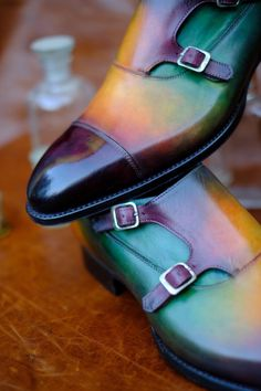 "Dandy Shoe Care - Patina ""Bulgakov"" by Alexander Nurulaeff"