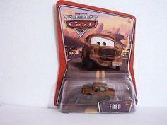 Mattel Disney / Pixar CARS Movie Die Cast Car Series 3 World of Cars Mini Fred - http://hobbies-toys.goshoppins.com/tv-movie-character-toys/mattel-disney-pixar-cars-movie-die-cast-car-series-3-world-of-cars-mini-fred/
