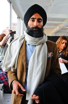 you can't spell Darjeeling Limited without Waris Ahluwalia