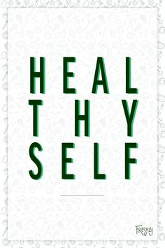 Healthy self, Heal thy self. Leading a healthy lifestyle has its perks both physically and mentally. Physically And Mentally, Food Quotes, Daily Devotional, Easy Weight Loss, Food For Thought, How To Lose Weight Fast, Healthy Lifestyle, Self, Healing