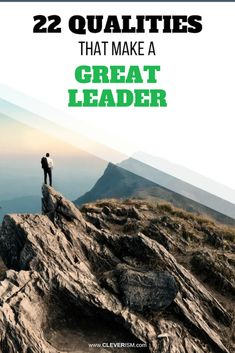 22 Qualities That Make a Great Leader. Some people are born leaders. Others become leaders through years of learning and experience. To be a leader is a rewarding position but it is also the most difficult job in the world. Leading From The Front, How To Make Money, How To Become, Leadership Qualities, Leadership Development, Personal Development, Honesty And Integrity, Never Lose Hope, Effective Communication