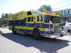 North Hampton, PA Volunteer Fire Department Heavy Rescue. ★。☆。JpM ENTERTAINMENT ☆。★。