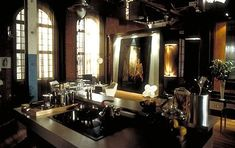 Loft of Brian Kinney from the tv series Queer as Folk