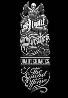 Mike Leach Texas Monthly by Like Minded Studio, via Behance