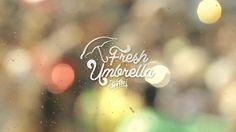 Fresh Umbrela.  Confecção de 15 guarda chuvas com duchas refrescantes