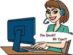 The type of available Online Audio Transcription Services