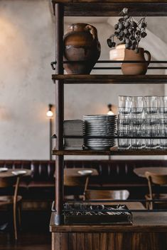 Decoration Restaurant, Bar Restaurant Design, Restaurant Counter, Cafe Restaurant, Restaurant Ideas, Australian Interior Design, Interior Design Awards, Architecture Restaurant, Interior Architecture