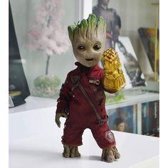 baby Groot... Groot Avengers, Marvel Avengers, Marvel Comics, Star Character, Comic Character, I Am Groot, Marvel Wallpaper, Marvel Fan, Marvel Memes