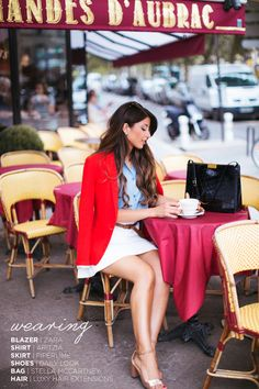 Obsessed with Mimi's Style! French Fashion Inspiration
