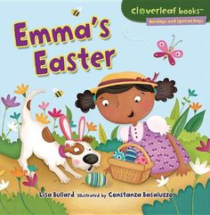 Ages 3 -6 - Emma's family is celebrating Easter! Emma and her little brother hunt for Easter eggs and candy. They go to church. Then relatives come over for a big meal. Find out the different ways people celebrate this special day!