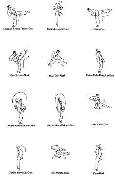 www.kyokushincanada.com KihonGeiko.htm