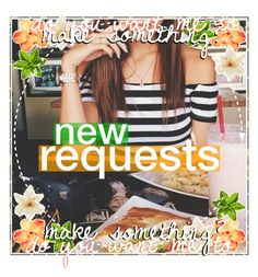 """""""☼; new requests set"""" by ashleigh989l ❤ liked on Polyvore featuring art and ashrequestsagain"""