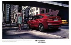 BMW X4 Brochure | PDF Download | ZA-2018
