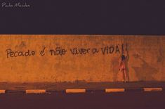 Pecado é não viver a VIDA!!