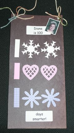 Classroom Freebies: Easy 100 Day Banner