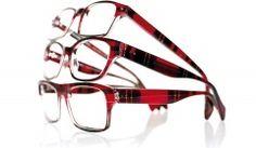 Les lunettes Face à Face créent des montures au motif écossais