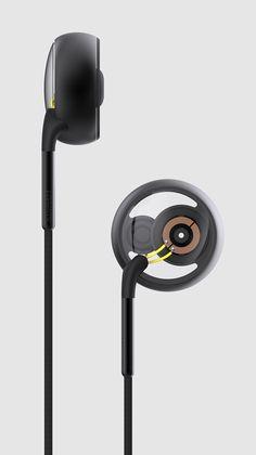 Conceptural ear piece