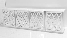 Tangier Mirrored Credenza by ModShop