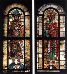 Prophet Daniel and King David