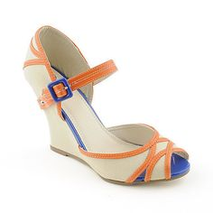 Shiekh  #shoes #wedge #sandals  $11