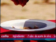 Sección de Cocina del programa Teledicion Televisa Hermosillo, Son.  Receta: Callo de Hacha  Al aire: 2/abril/2012  chefmanuelsalcido@hotmail.com
