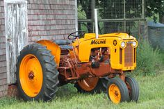 Minneapolis Moline Tractor
