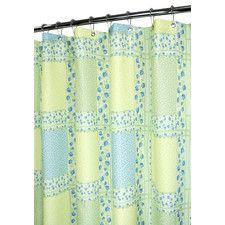 Shower Curtains - Color: Blues, Type: Shower Curtain | Wayfair