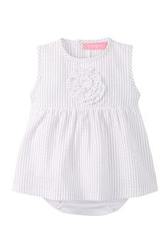 designer diaper bags tory burch 38mq  Isaac Mizrahi Short Sleeve Seersucker Dress & Diaper Cover Baby Girls by  Assorted on