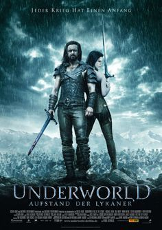 Poster zum Film: Underworld - Aufstand der Lykaner