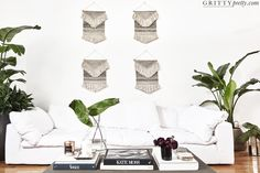 Samantha Wills' NYC Apartment Is a Minimalists Dream via @MyDomaineAU