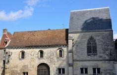 Eglise Saint-Martin-au-parvis - Laon (Aisne) - Picardie