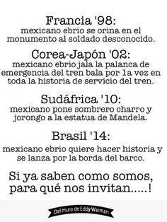 México... en el mundial....