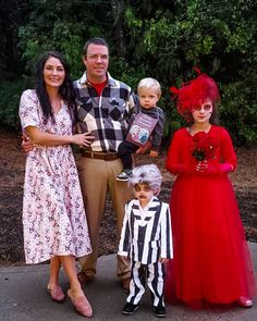 Family Costume Ideas for Halloween • A Sweet Life with Style