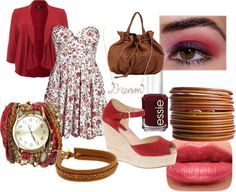 """Untitled #7"" by mayamcqueenfj on Polyvore"