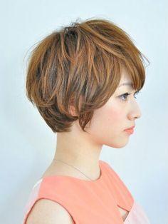 28 Best Japanese Haircut Images On Pinterest Medium Hair Styles