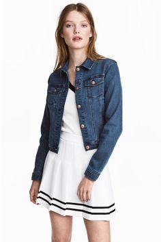 Giacca di jeans superstretch. Bellezza Alla ModaDenim ScuroGiacca  BlazerArmadi Da SognoAbbigliamento CasualVestiti ... 419ec8c8519