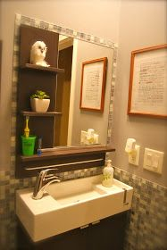 Julia Kendrick.com: Ikea Bathroom ReModel on a Budget...