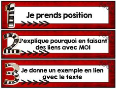 La classe de Madame Valérie: Réagir en lecture France, Projects To Try, Madame, Education, Reading Strategies, Readers Workshop, Teaching, Training, French Resources