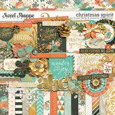 Christmas Spirit by Shawna Clingerman and Studio Flergs