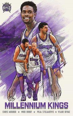 Basketball – Basketball World League Fans Basketball Posters, Basketball Leagues, Basketball Pictures, Basketball Legends, Sports Basketball, Nba Kings, Nba Wallpapers, Sacramento Kings, Sports Stars