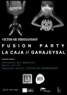 Fusion Party LA CAJA//GARAJEYSAL