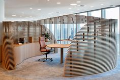 Australian energy company Woodside has chosen ergonomic seating from Wilkhahn for its new headquarters in Perth. Mim Design, Glass Building, Retro Arcade, Conference Chairs, Energy Companies, Rest And Relaxation, Office Environment, Perth, Chair Design