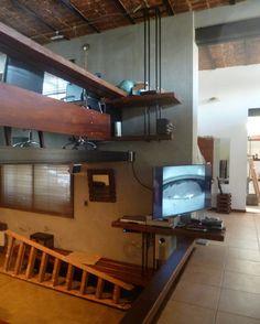 Mueble tirantes pinothea