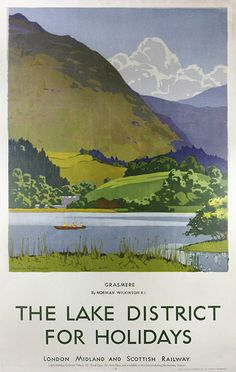 Lake District   I've often heard from my English cousins how wonderful this area is
