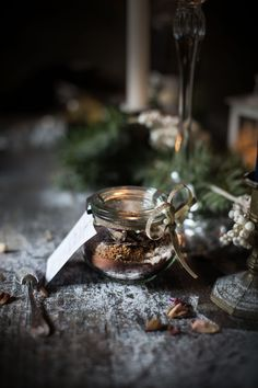 Superfood Hot Chocolate Jars For Christmas (make vegan) + Workshop Announcement!