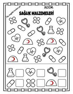 Armin, Preschool, Note Cards