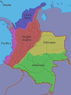 There are five different regions in Colombia. These areas distinguish the climate in the country. About of the country has the average yearly temperature of 24 degrees Celsius. Costa, In The Heights, Faith, Country, Learning, Teen Wolf, Rey, Pokemon, December