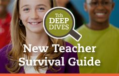 New Teacher Deep Dive Promo