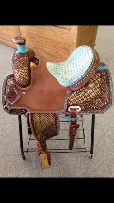 my all time dream saddle